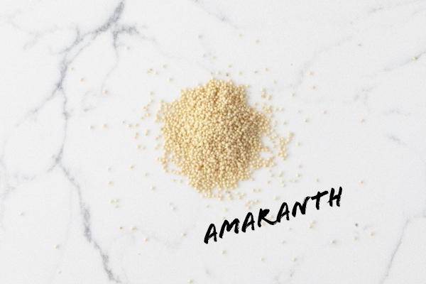 Amaranth: a tiny-but-versatile gluten-free whole grain