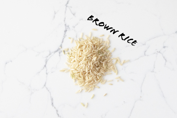 Brown rice: one of many gluten-free whole grains in Little Northern Bakehouse breads