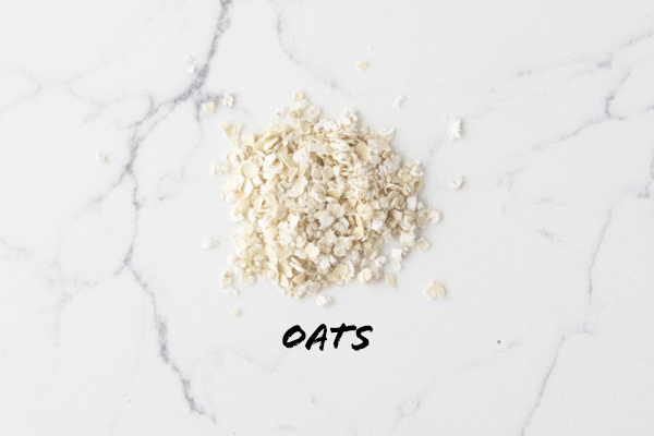 Oats are a classic ingredient in gluten-free whole grain bread